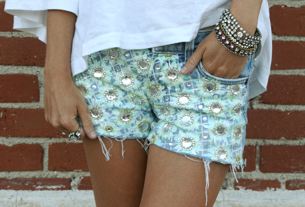 TFD_Christopher Kane Shorts