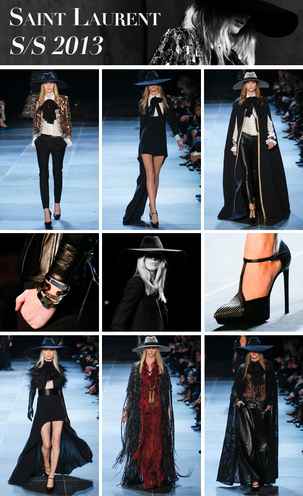 Saint Laurent SS13